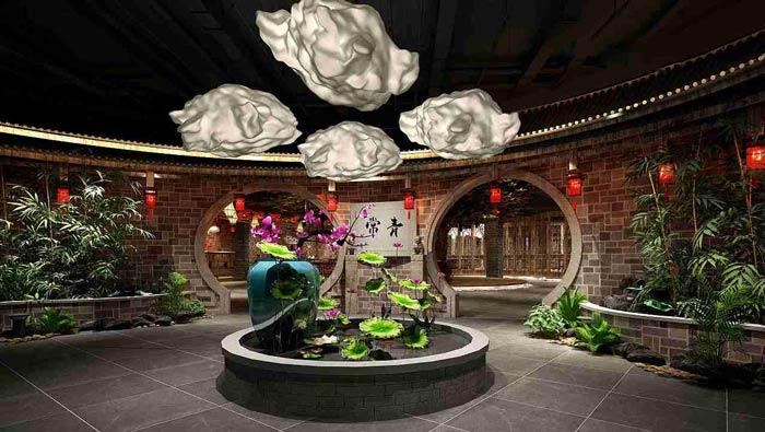 中餐厅装修设计